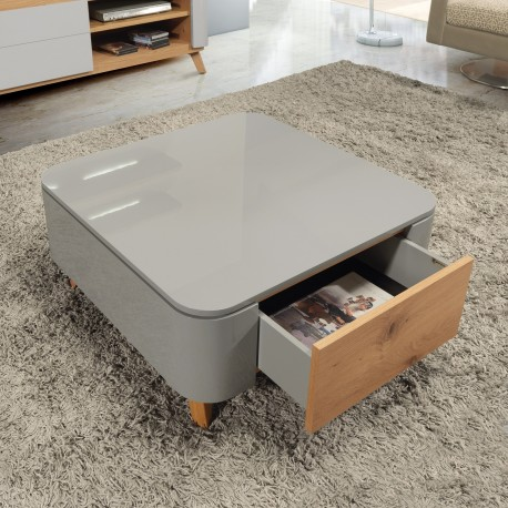Evora - bespoke lacquer coffee table