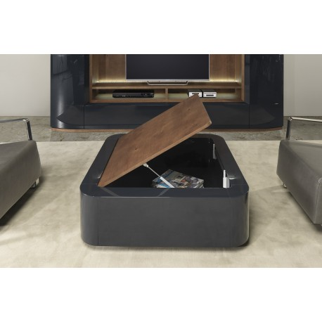 Rona - bespoke lacquer coffee table