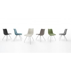 Ferino  - colourful dining chair