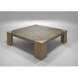 Caro - bespoke lacquer coffee table