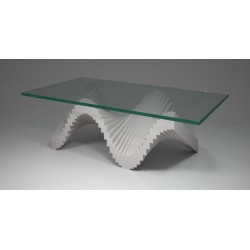 Linea II - bespoke lacquer coffee table