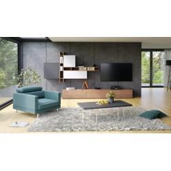 Creatio IX - bespoke mat lacquered wall set