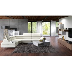 Bruno - L shape modular sofa