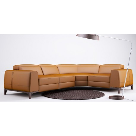 Arezzo - L shape modular sofa