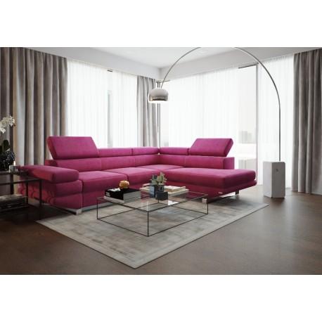 Avanti - L shape modular sofa-bed