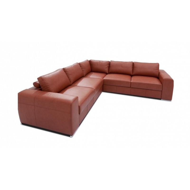 Biblio L Shaped Modular Sofa With Decorative Bookshelves