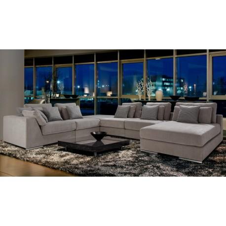 Leonardo - U shape modular sofa