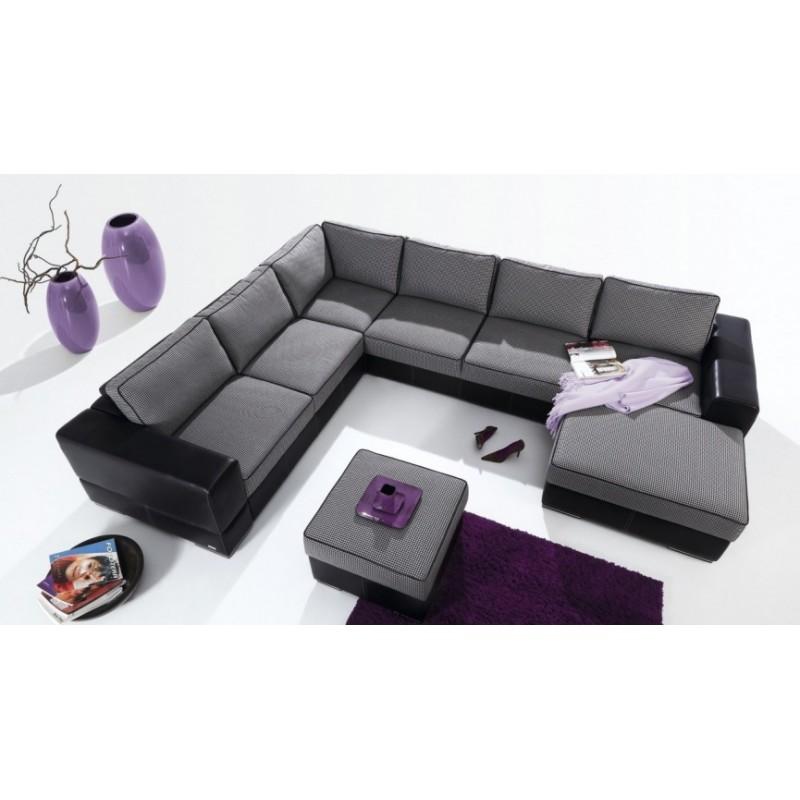 castello modulio u shaped modular sofa sofas 2585. Black Bedroom Furniture Sets. Home Design Ideas