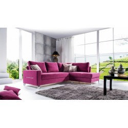 Costa small corner sofa bed