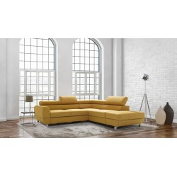 Emporio - L shape modular sofa-bed
