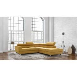 Emporio - L shape modular sofa-bed