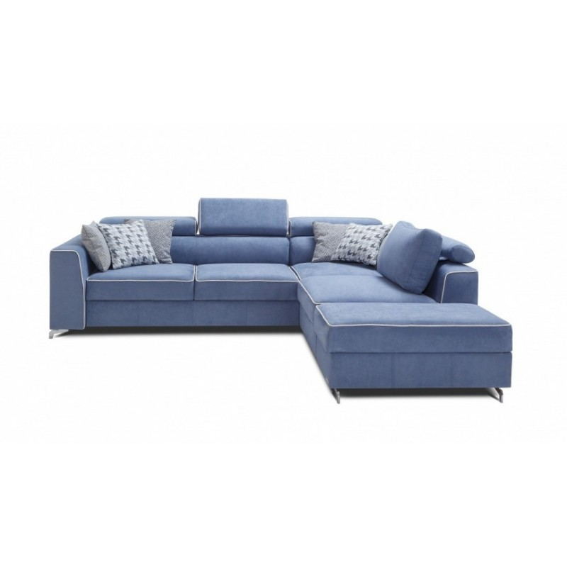 Largo L Shaped Sofa Bed Sofas Sena Home Furniture