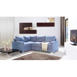 Noemi - L shape modular sofa-bed