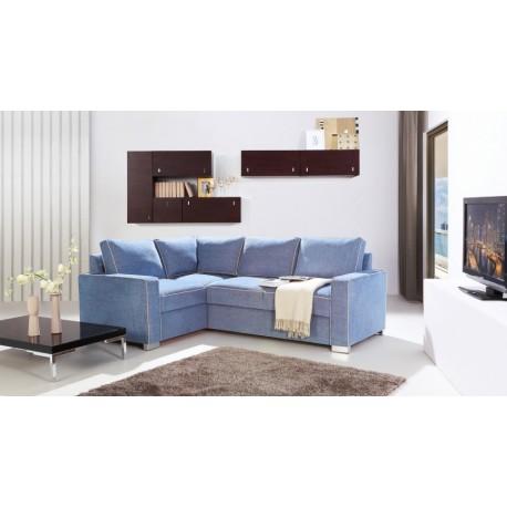 Noemi   L Shape Modular Sofa Bed