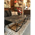 NOi Italy - square natural marble coffee table