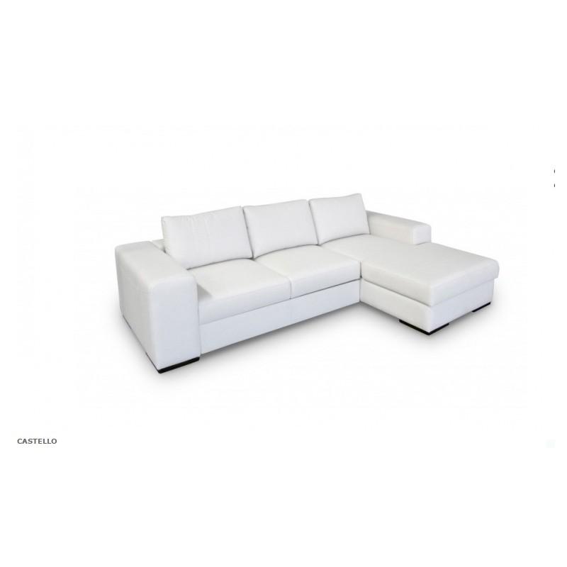 Castello L Shaped Modular Sofa With Sleeping Option