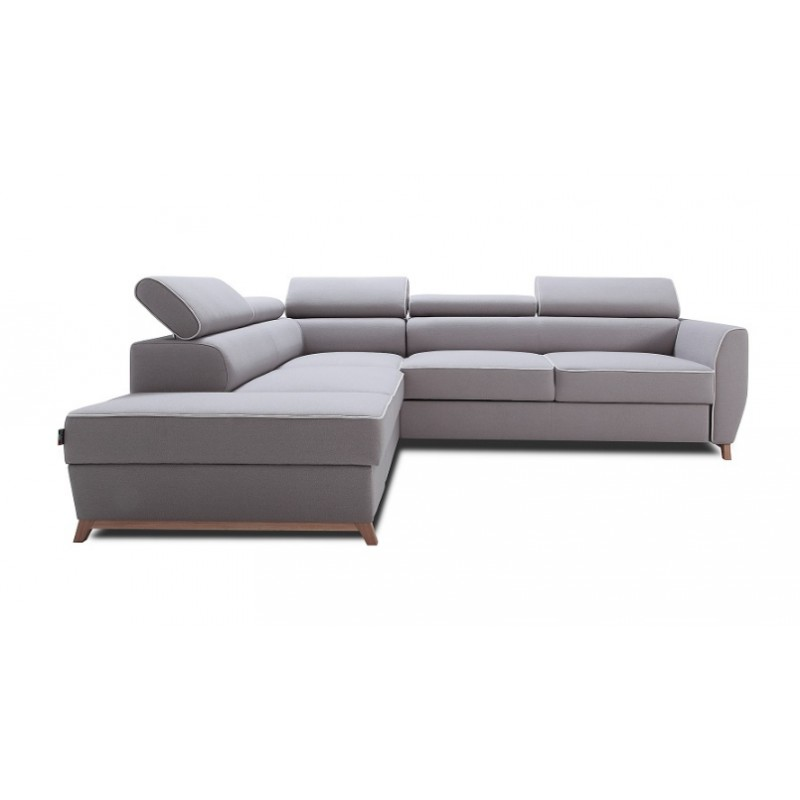 Novel L Shaped Modular Sofa Bed Sofas 2581 Sena Home
