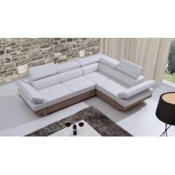 Strada - L shape sofa bed
