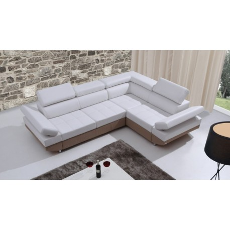 Strada L Shaped Sofa Bed Sofas 2601 Sena Home Furniture