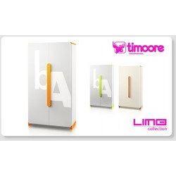 LIMO - TWO DOOR WARDROBE