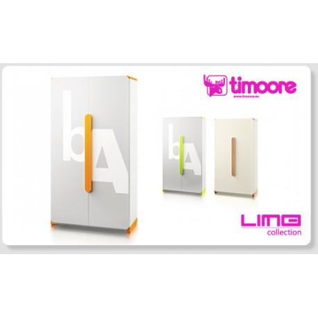 LIMO - TWO DOOR WARDROBE