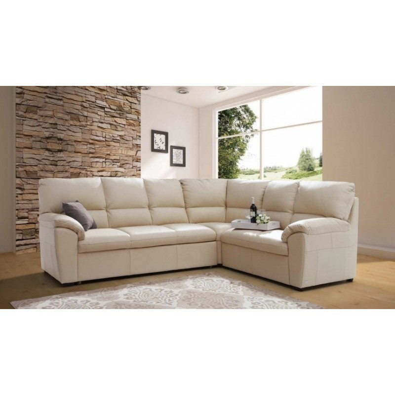 York L Shaped Modular Sofa With Recliner Option Sofas