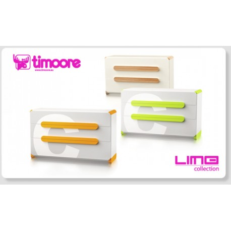 Limo assembled chest of drawers