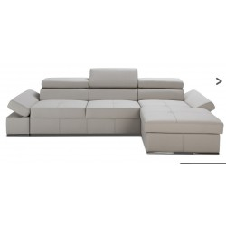 Lorenzo II - corner modular sofa with bed option