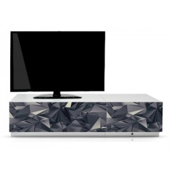 Lago B52 - bespoke TV Unit series in various colours and sizes with printed fronts