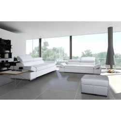 Lorenzo - 2 or 3 seater modular sofa with recliner option