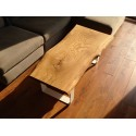 Trebord bespoke solid wood coffee table in various sizes and wood finishes