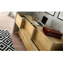 Trevor - solid wood sideboard in various sizes and wood finishes