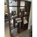 Trevor - solid wood bookshelves in various sizes and wood finishes