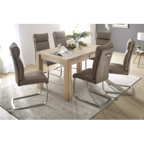 Teo - modern cantilever dining chair