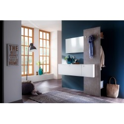 Zuma II - Modern hallway set