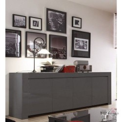 Sofia III high gloss sideboard