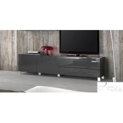 Sofia high gloss TV stand-assembled