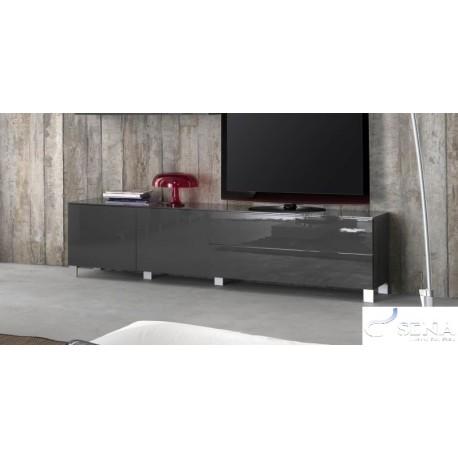 size 40 3f685 72057 Sofia high gloss TV stand-assembled