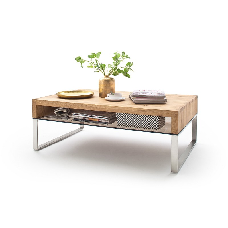 Amazing ... Coffee Table With Stainless Steel Legs. Display All Pictures
