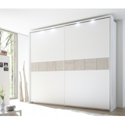Marte - wardrobe with sliding doors