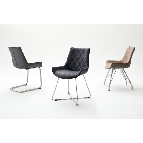 Donna C Luxury Dining Chair With Various Colours And