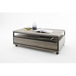 Avignon -  grey oak coffee table