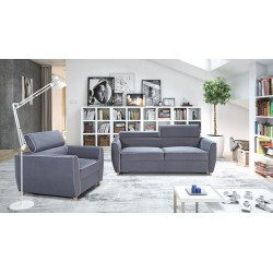 Novel -3 seater Sofa Bed