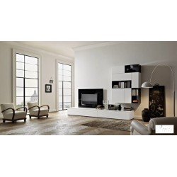 Pareto - lacquer wall set