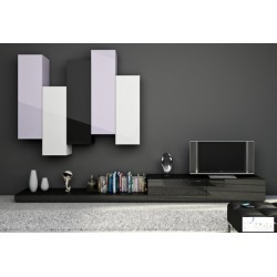 Niki - lacquer wall set