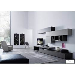 Raflo - lacquer wall set