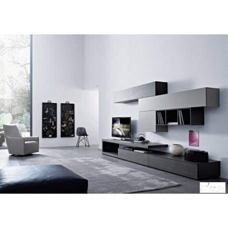 Raflo - lacquer wall set