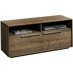 Rio I- small solid wood TV unit in various wood option