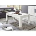 Diana white gloss coffee table