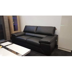 Toronto 2 Seater leather sofa - fast delivery